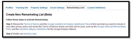 google analytics tahun 2013